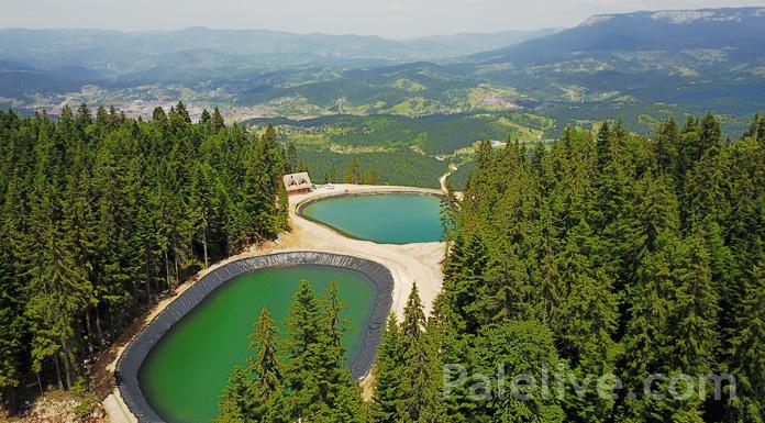 Jezera na Ravnoj planini