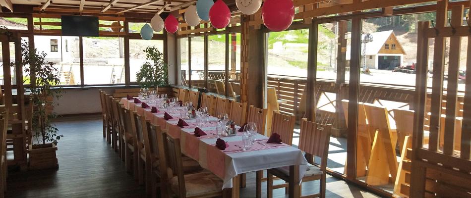 "Restoran ""Gondola"" Ravna planina"